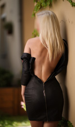 Rimma - Russian Speaking Slim Blond Escort Girl